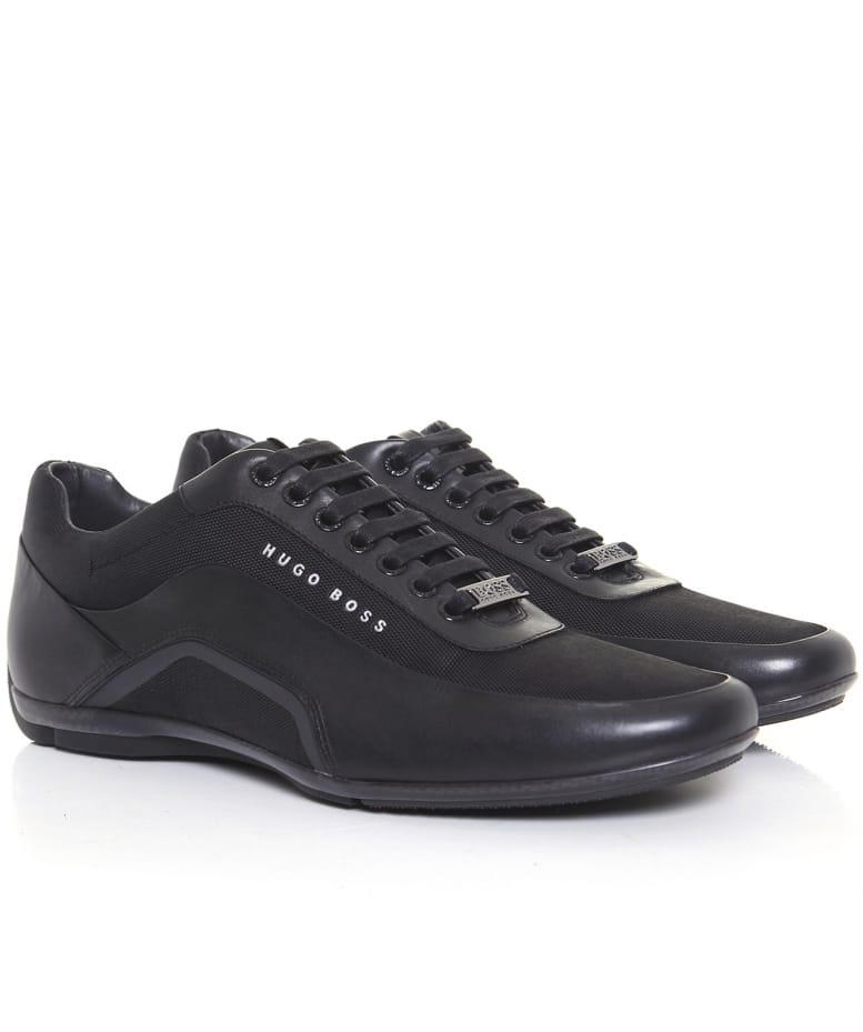 ebfc823e7ee Hugo Boss Black HB Racing Trainers