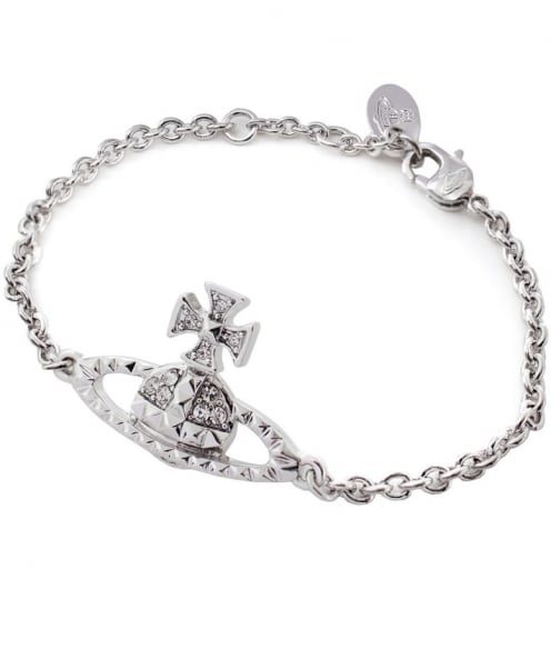 Vivienne Westwood Accessories Mayfair Bas Relief Bracelet