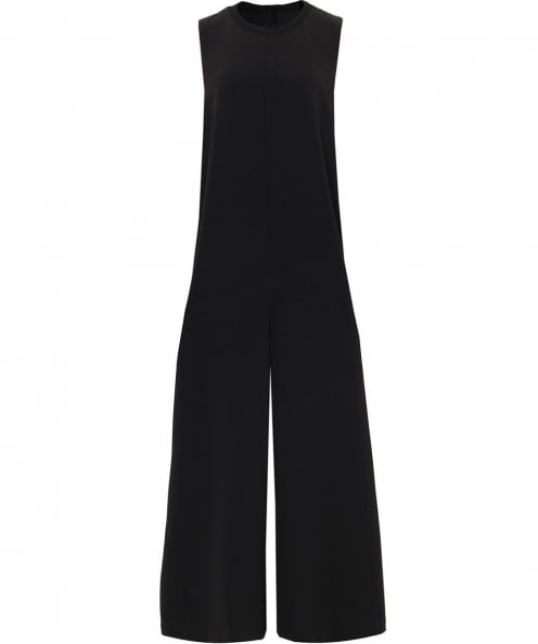 Kendall and Kylie Wide Leg Snap Jumpsuit