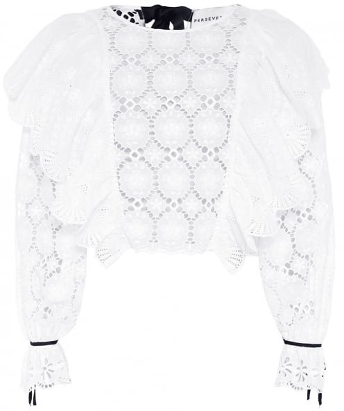 Perseverance Embry Lace Blouse