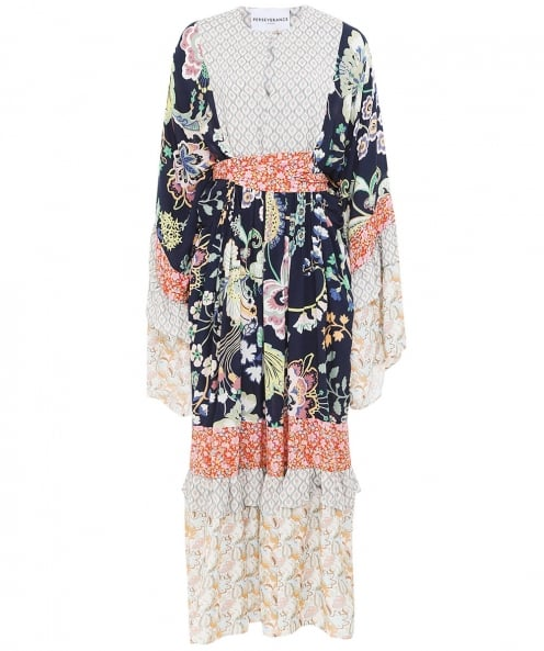 Perseverance Liberty Floral Belted Dress