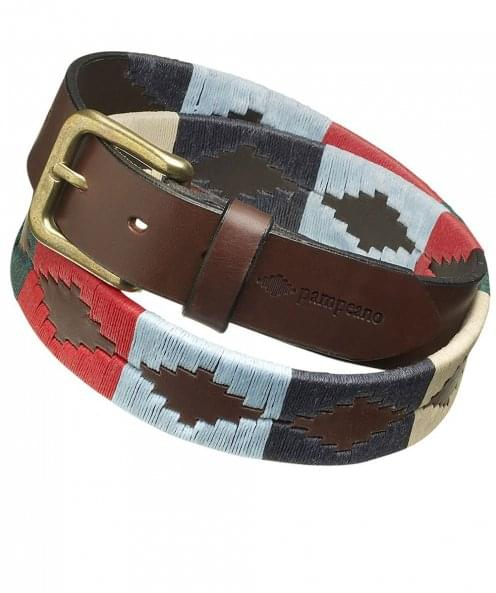 Pampeano Leather Multi Polo Belt