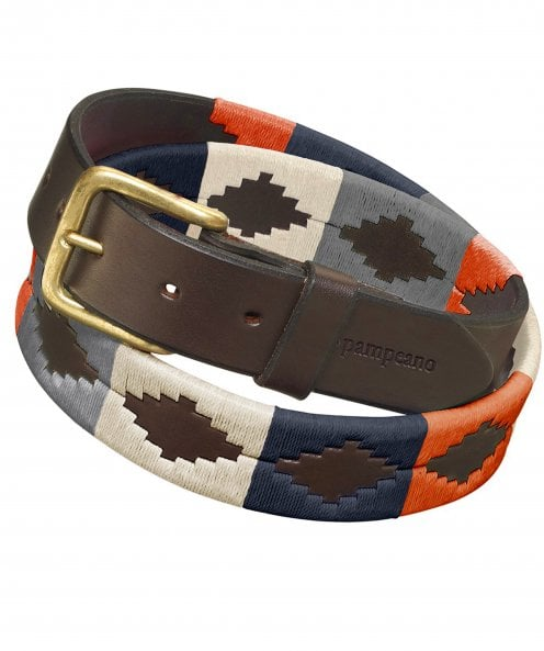Pampeano Leather Ocaso Polo Belt