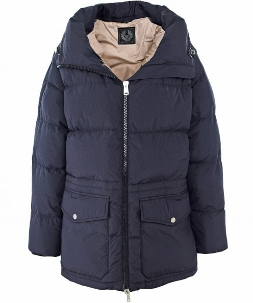 Belstaff Canova Quilted Down Jacket