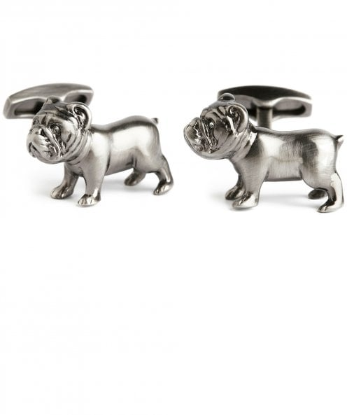 Simon Carter Bulldog Cufflinks