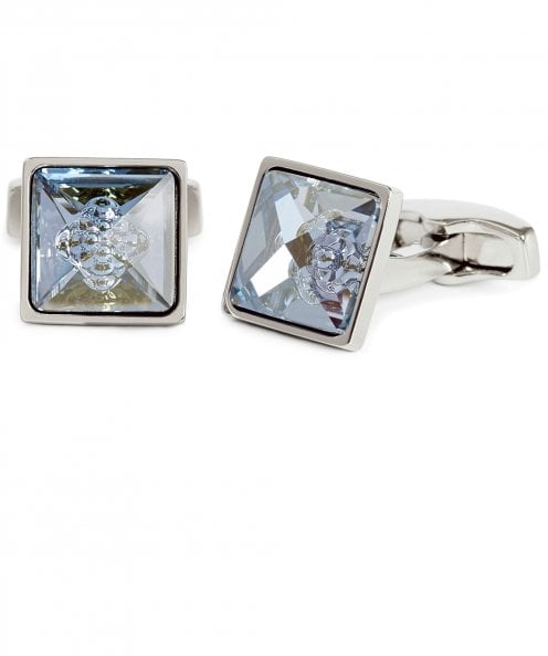 Simon Carter Swarovski Crystal Bubble Cufflinks