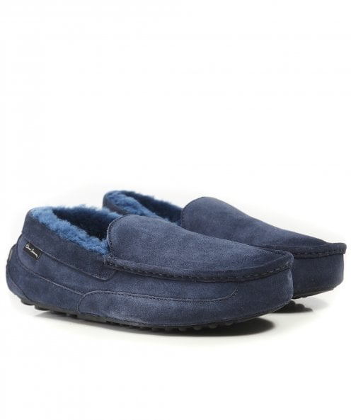 Oliver Sweeney Suede Teigngrace Slippers