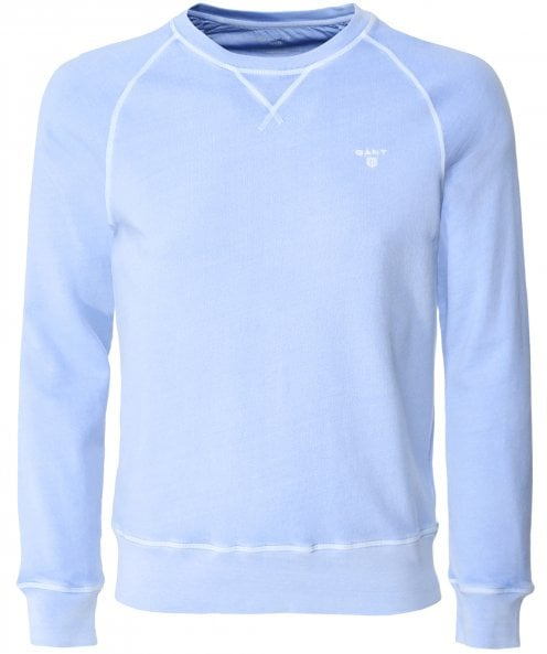 GANT Crew Neck Sunbleached Sweatshirt