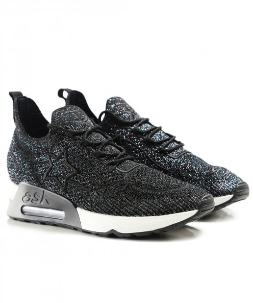 Ash Lunatic Star Knit Trainers