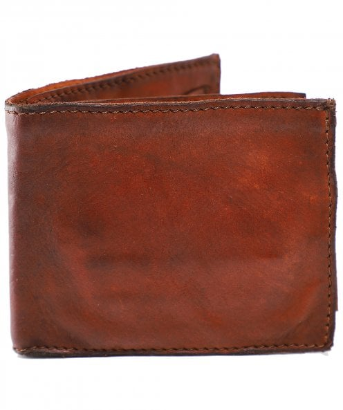 Campomaggi Leather Billfold Wallet