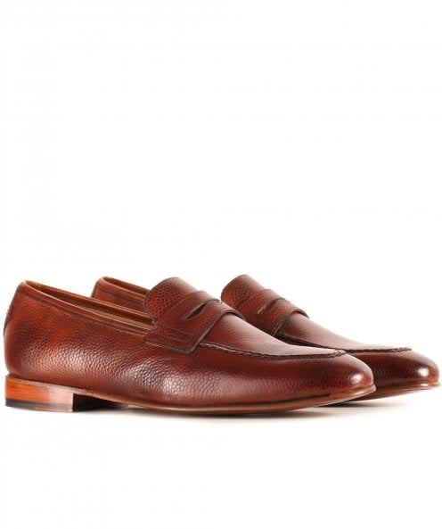 Oliver Sweeney Leather Perrot Penny Loafers