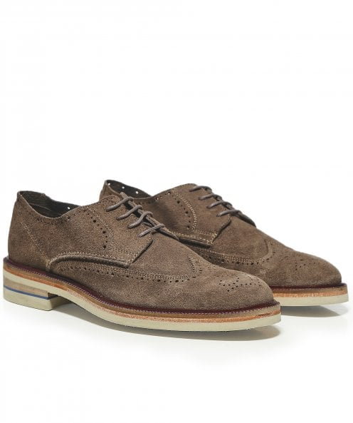 Oliver Sweeney Suede Wrayford Shoes