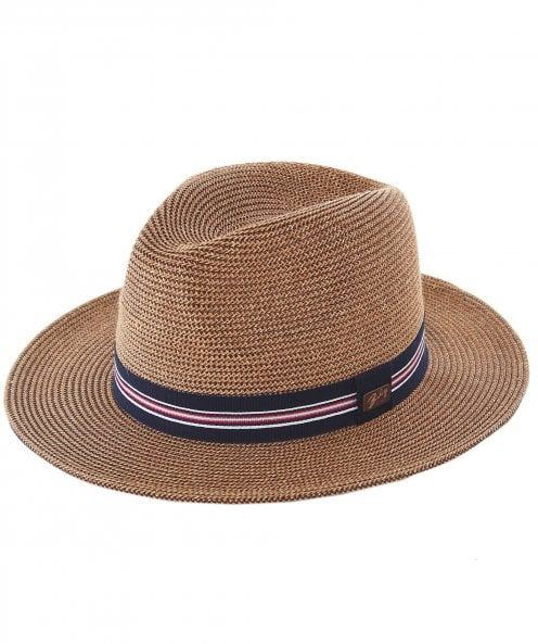 Bailey Straw Hester Fedora Hat