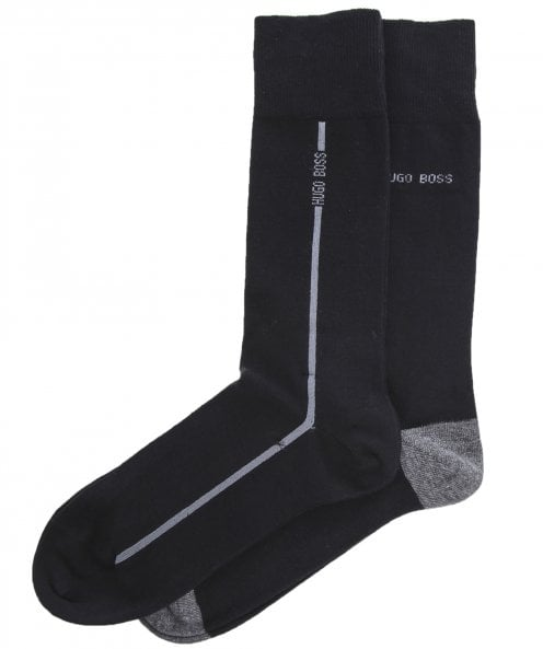 BOSS Cotton Socks Two Pack