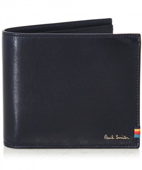 Paul Smith Leather Billfold Wallet