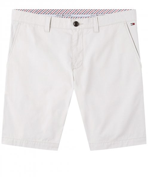 Tommy Hilfiger Cotton Twill Brooklyn Shorts