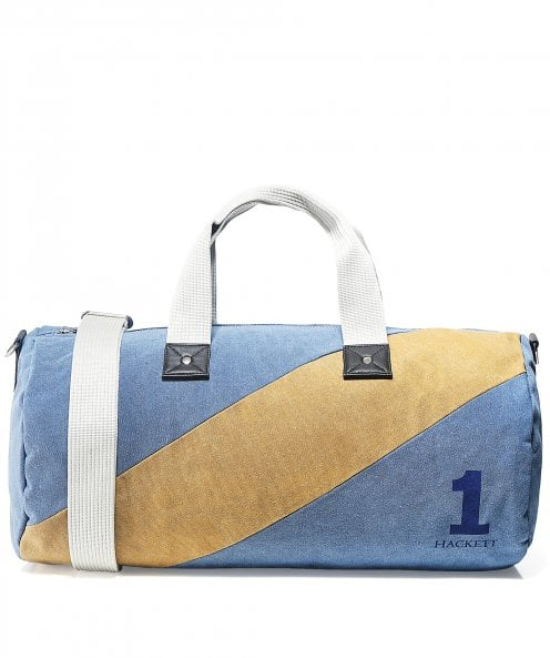 Hackett Canvas Sash Duffle Bag