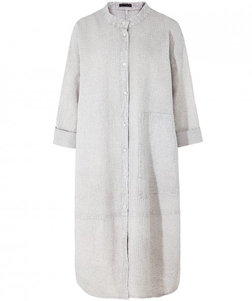 Oska Linen Blend Alni Dress