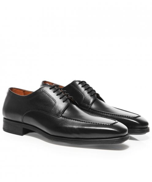 Magnanni Leather Romelo Derby Shoes