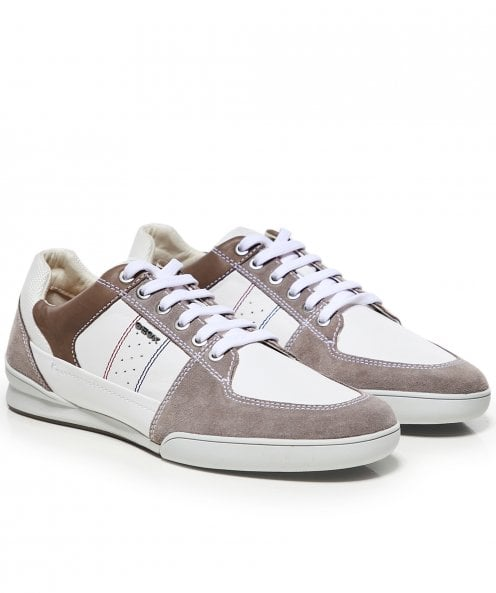 Geox Leather Kristof Trainers