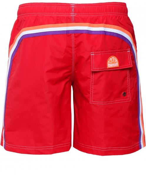 Long-Length Board Shorts
