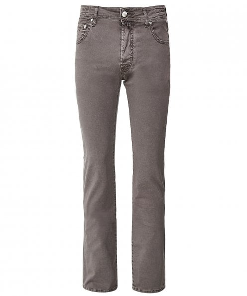 Jacob Cohen Slim Fit Lightweight Comfort Jeans