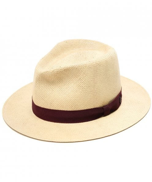 Bailey Straw Pencer Fedora Hat