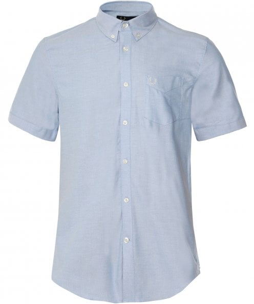 Fred Perry Relaxed Fit Classic Oxford Shirt M6601 146