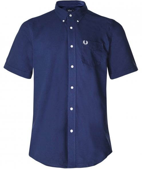Fred Perry Relaxed Fit Classic Oxford Shirt M6601 143