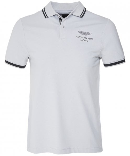 Hackett Slim Fit Twin Tipped Polo Shirt