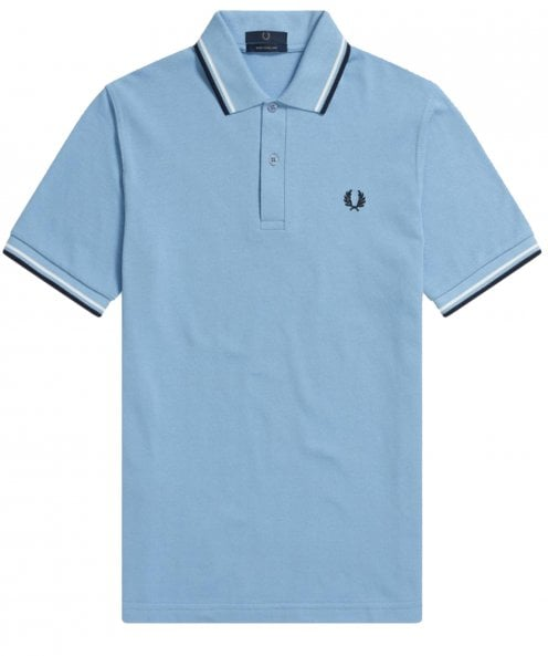 Fred Perry Twin Tipped Polo Shirt M3600 I08