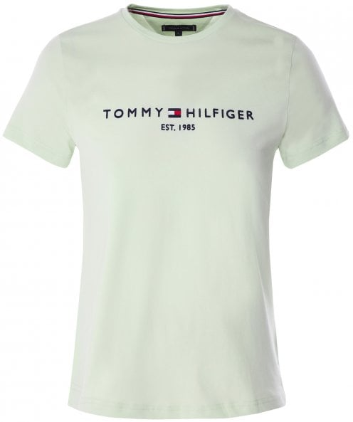Tommy Hilfiger Organic Cotton Crew Neck T-Shirt