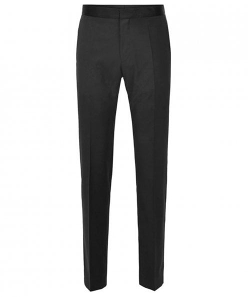 BOSS Slim Fit Virgin Wool Gilan_cyl Trousers