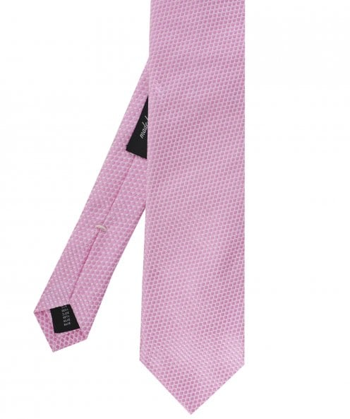 Ascot Accessories Silk Patterned Tie