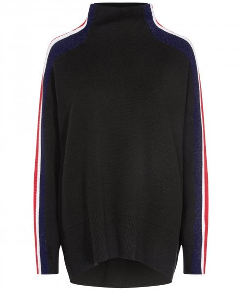 Tommy Hilfiger Maisy Mock Neck Jumper