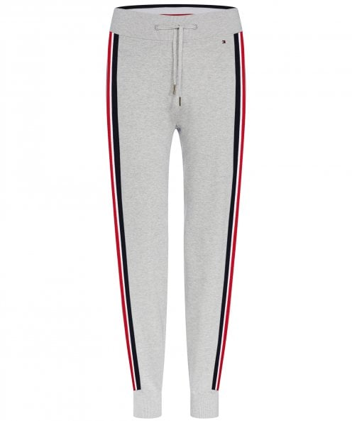 Tommy Hilfiger Maisy Knitted Side Stripe Joggers