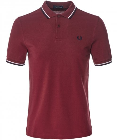 Fred Perry Twin Tipped Polo Shirt M3600 D31