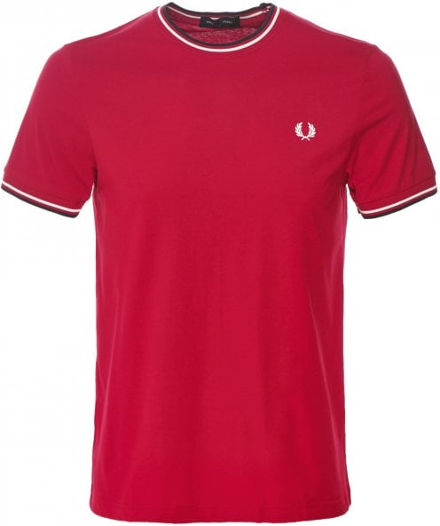 Fred Perry Twin Tipped T-Shirt M1588 I56