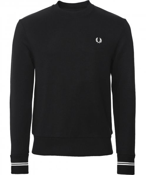 Fred Perry Crew Neck Sweatshirt M7535 102