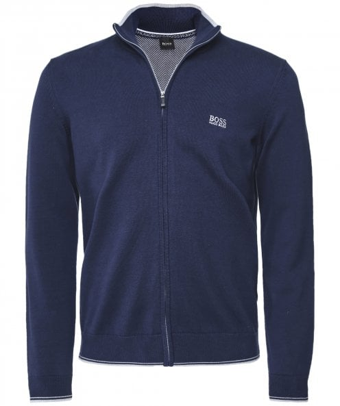 BOSS Zip-Through Zomex_W19 Cardigan