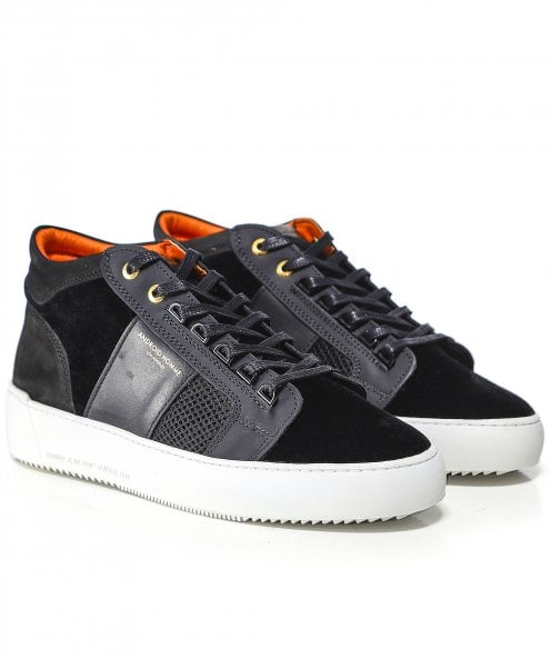 Android Homme Velvet Propulsion Mid Geo Trainers