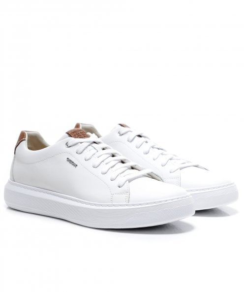 Geox Nappa Leather Deiven Trainers