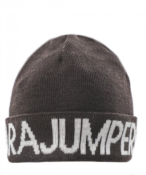 Parajumpers Wool Logo Beanie Hat