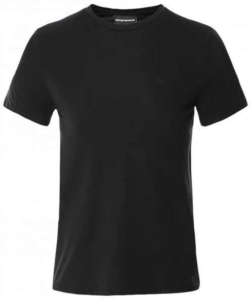 Armani Crew Neck Small Logo T-Shirt