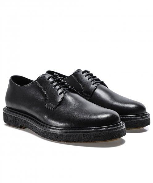 Geox Leather Broderik Shoes