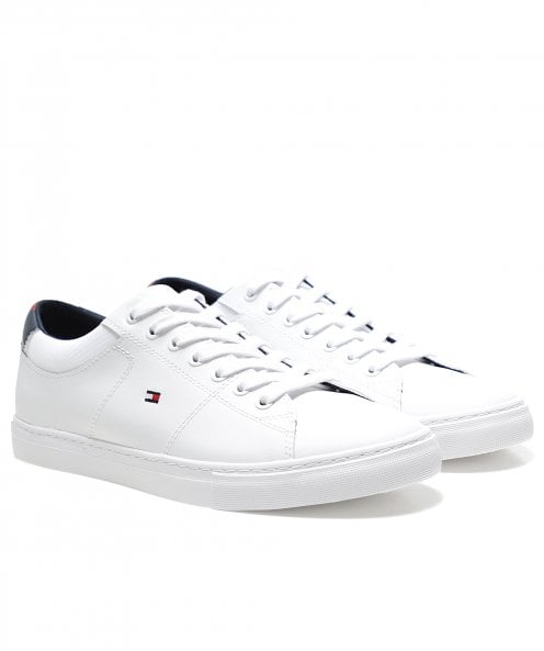 Tommy Hilfiger Leather Essential Trainers