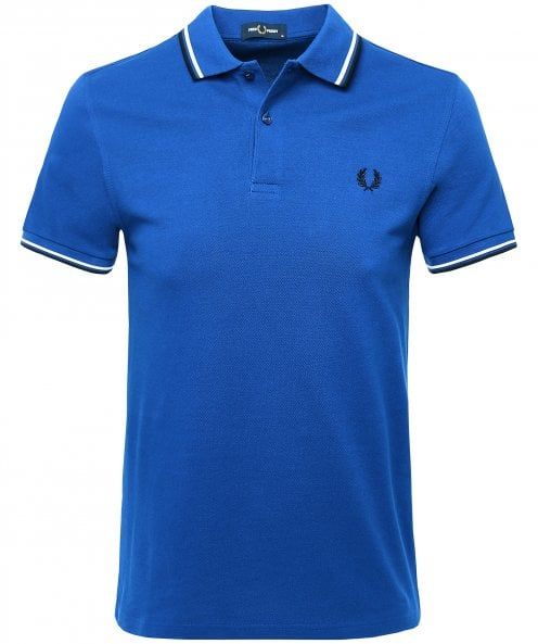 Fred Perry Twin Tipped Polo Shirt M3600 I88