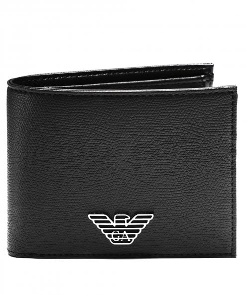 Armani Faux Leather Coin Wallet