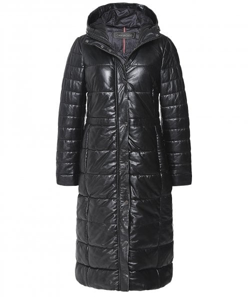 Oakwood Extra Quilted Leather Coat
