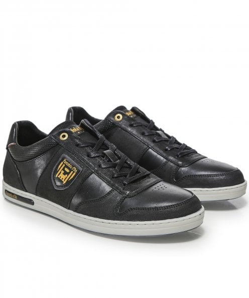 Pantofola d'Oro Leather Milito Trainers